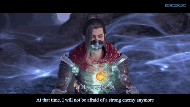 Xingchen Bian-Stellar Transformation-Legend of Immortals Season 2 episode 11 english sub