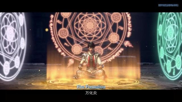 Wu Dong Qian Kun - Martial Universe ( chinese anime donghua ) season 2 episode 03 english sub (5)