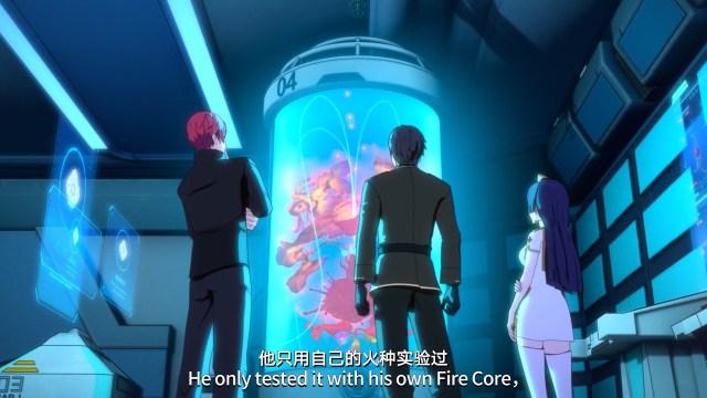 Beng Huai Xinghe - Galaxy Devastator ( chinese anime donghua ) episode 03 english sub