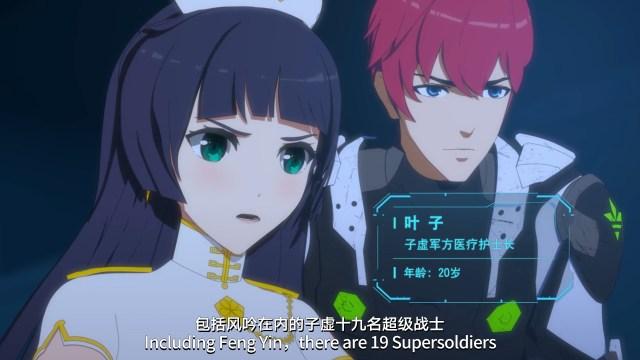 Beng Huai Xinghe - Galaxy Devastator ( chinese anime donghua ) episode 07 english sub