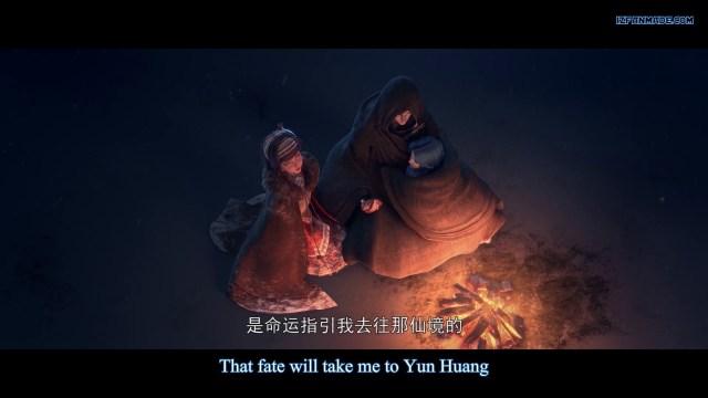 The Mirror Twin Cities ( Jing :Shuang Cheng - Feng Qi ) ( chinese anime donghua ) episode 01 english sub