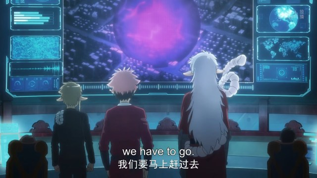 The Unparalleled Black and White ( chinese anime donghua ) Season 02 episode 09 (ep21) english sub (1)