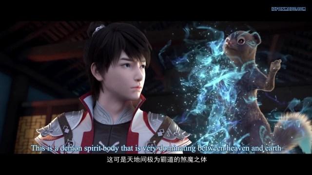 Wu Dong Qian Kun - Martial Universe ( chinese anime donghua ) season 2 episode 05 english sub (1)