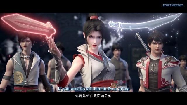 Wu Dong Qian Kun - Martial Universe ( chinese anime donghua ) season 2 episode 07 english sub