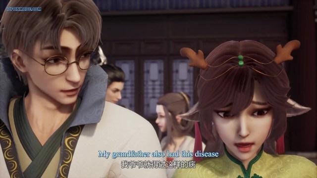 Yi Shijie Zhongyao Pu-Different World Medicine Shop ( chinese anime donghua ) episode 36 english sub (1)