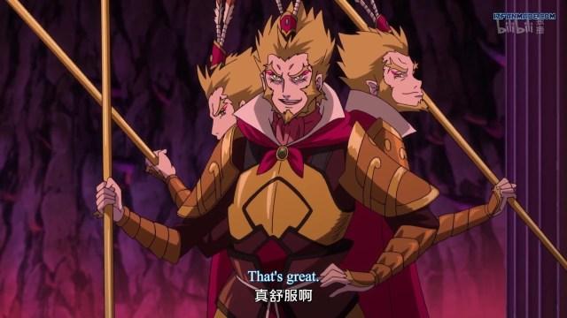 Da Wang Bu Gao Xing - The Furious Yama Season 2 ( chinese anime donghua ) Episode 10 ( ep 22 ) english sub