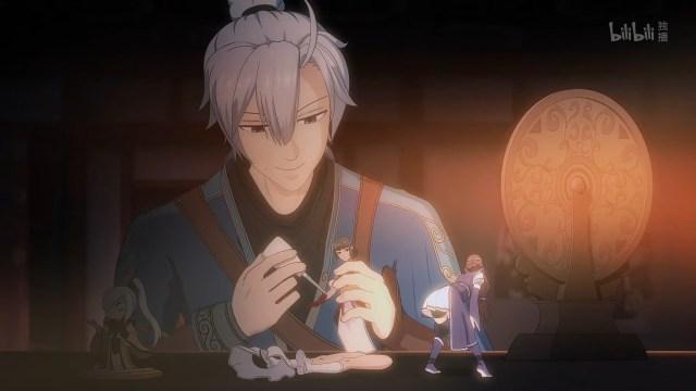 Jian Wang San Xia Gan Yi Dan Shen Jianxin - JX3 Chivalrous Hero Shen Jianxin ( chinese anime donghua ) Season 2 episode 02 english sub