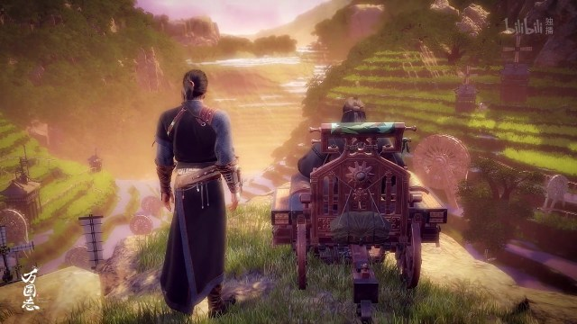 Wan Guo Zhi - Wings of The World ( chinese anime donghua ) episode 08 english sub