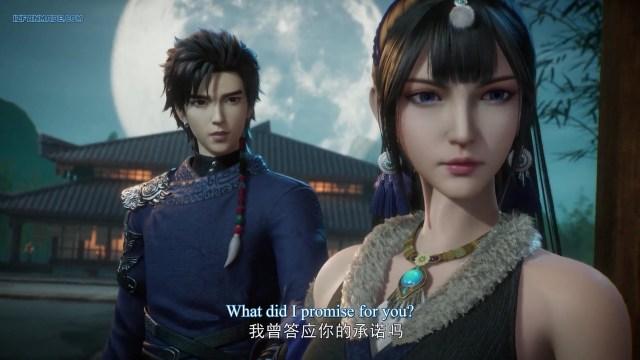 Wan Jie Chun Qiu-Spring and Autumn ( chinese anime donghua ) Episode 47 English Sub