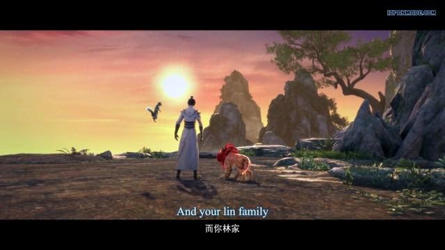 Wu Dong Qian Kun - Martial Universe ( chinese anime donghua ) season 2 episode 11 english sub
