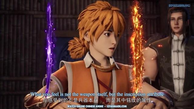 妖神记 第4季 - Yao Shen Ji - Tales of Demons and Gods Season 4 (chinese anime | donghua ) episode 51 ( episode 171 ) english sub