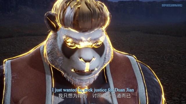 Yao Shen Ji-Tales of Demons and Gods Season 4 episode 45 ( episode 165 ) english sub (1)