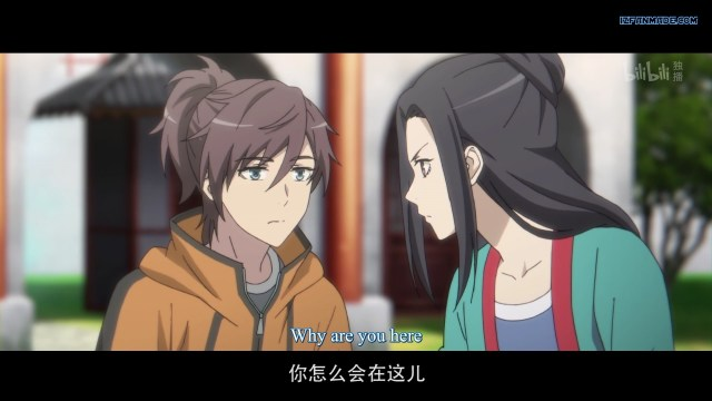 Qin Xia - The Warrior From Qin ( chinese anime donghua 2020 ) episode 03 english sub