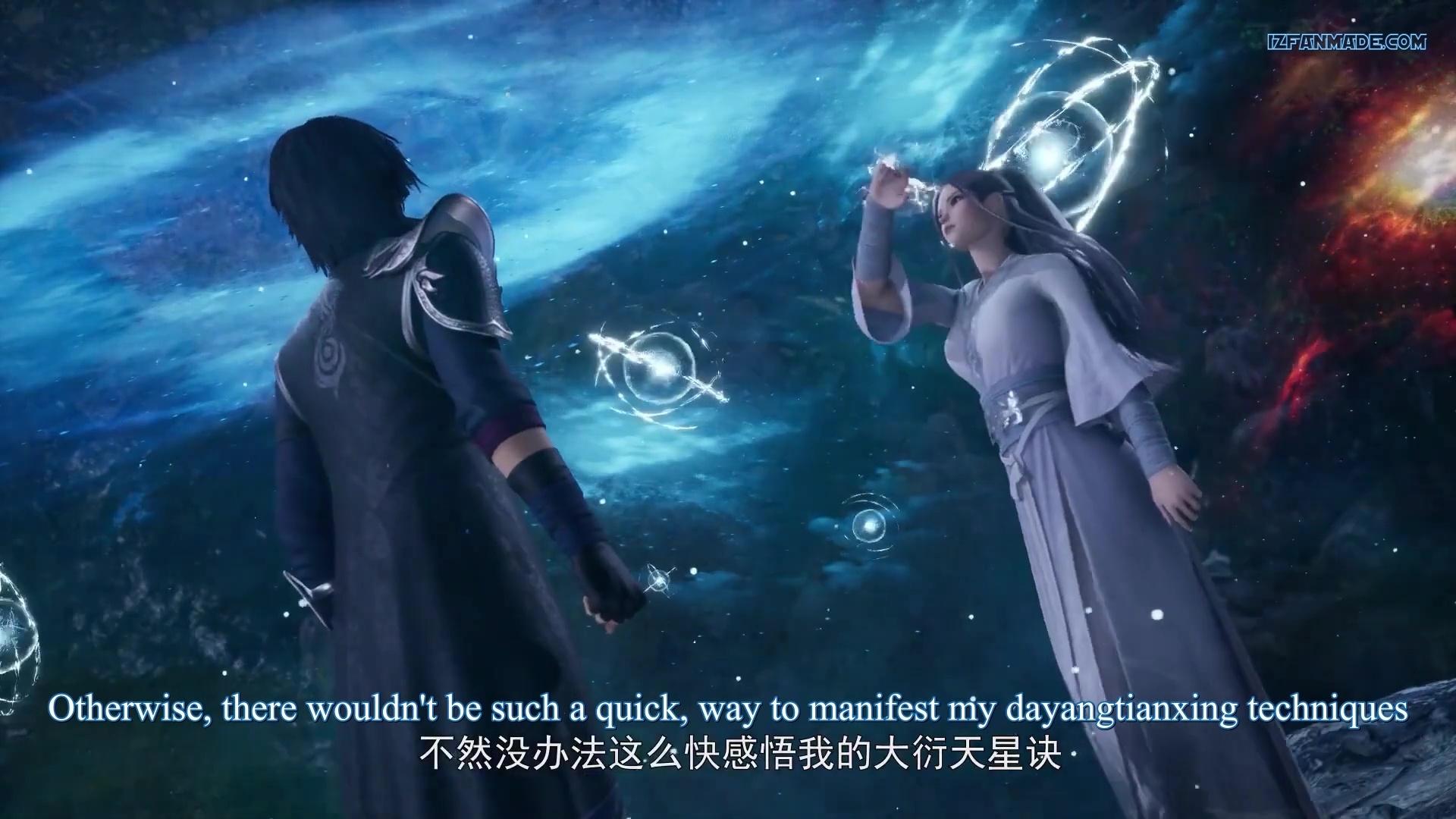 Wan Jie Xian Zong - Wonderland ( chinese anime donghua ) Season 4 episode 13 ( episode 141 ) english sub