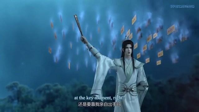 Chuan Shu Zijiu Zhinan - Scumbag System ( chinese anime donghua 2020 ) episode 10 english sub (1)