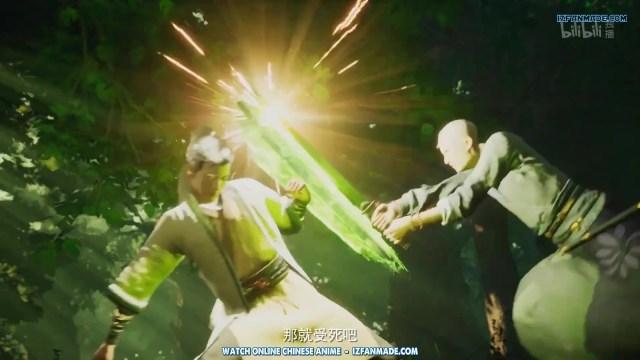 Fan Ren Xiu Xian Chuan - A Record of a Mortal's Journey to Immortality ( chinese anime donghua ) episode 13 english sub (2)