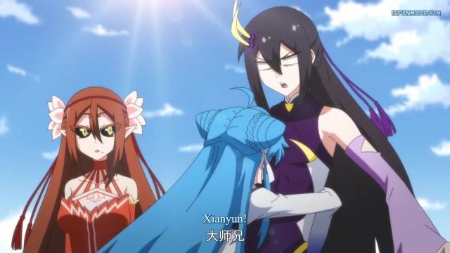 Wo Jia Da Shixiong Shi Ge Fanpai - There's a Pit in My Senior Martial Brother's Brain 2 ( chinese anime donghua ) episode 02 english sub