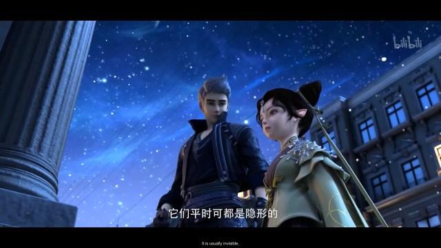 Meng Ta Xue Mi Cheng - Dream Tower ( chinese anime donghua ) episode 01- 06 english sub