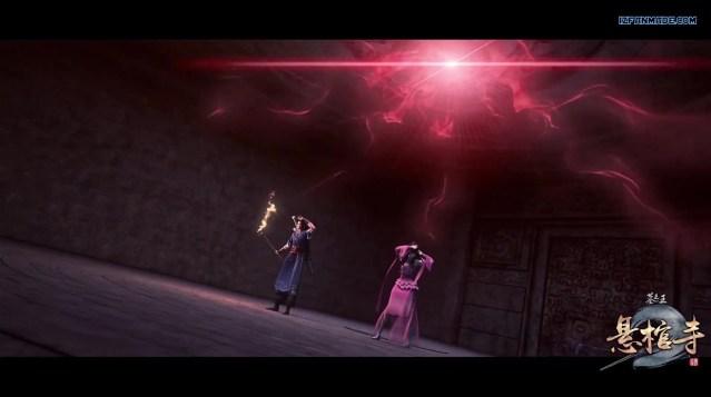 Mu Wang Zhi Wang Xuan Guan Si - Great King of the Grave Season 3 (chinese anime donghua ) episode 13 ( ep54 ) english sub