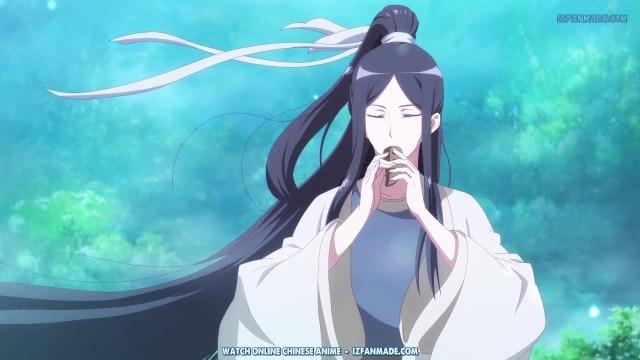 Shi Yi Chang An Ming Yue Ji Shi You - Memory of Chang'an ( chinese anime donghua 2020) episode 07 english sub