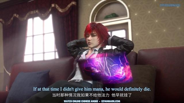 An Jie Shen Shi - Agents in Otherworld ( chinese anime donghua 2021 ) episode 02 english sub