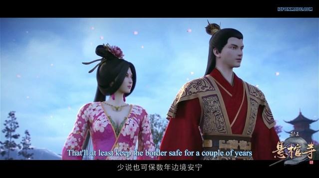Mu Wang Zhi Wang Xuan Guan Si - Great King of the Grave Season 3 (chinese anime donghua ) episode 14 ( ep55 ) english sub