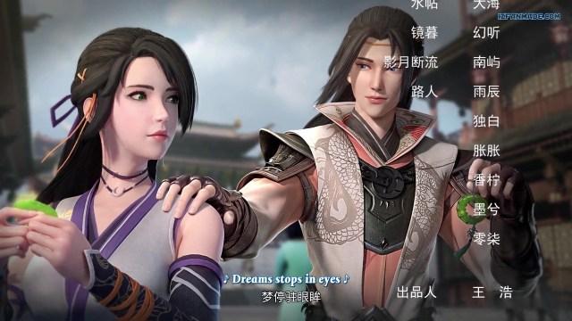 Jiu Ye Shen Chuan - Legend of Nine Nights ( chinese anime donghua ) episode 06 english sub