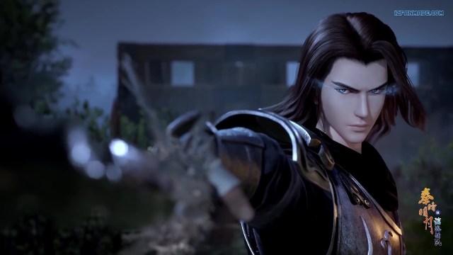 Qin Shi Ming Yue Canghai Hengliu - The Legend of Qin ( chinese anime donghua 2020 ) Season 6 episode 22 english sub