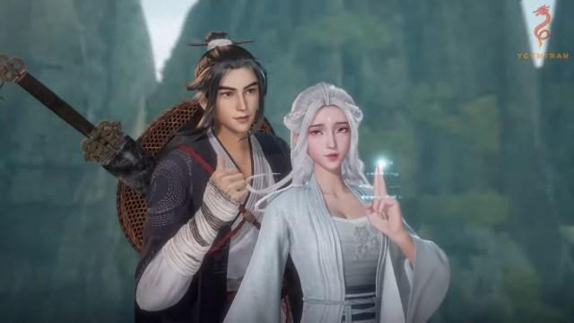 Xian Feng Jian YuLu - Chronicles of Everlasting Wind and Sword Rain ( chinese anime donghua ) episode 62 english sub