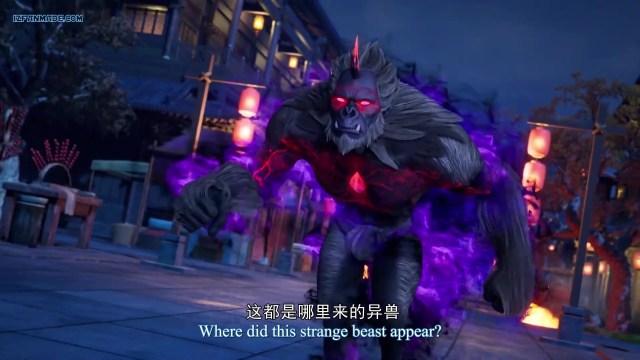 Chang An Huan Jie - Chang'an Magic Street (chinese anime donghua 2020 ) episode 25 english sub