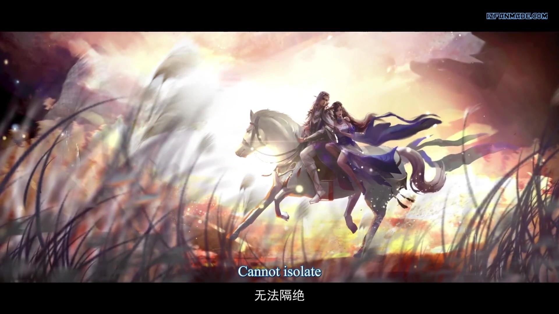 Mu Wang Zhi Wang You Du Zhan - Great King of the Grave Season 4 (chinese anime donghua ) episode 01 ( episode 62 ) english sub