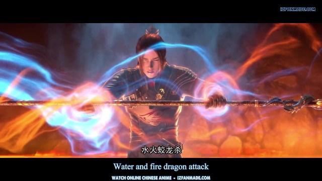 Xue Ying Ling Zhu - Snow Eagle Lord ( chinese anime donghua 2020 ) Season 2 episode 19 ( episode 49 ) english sub