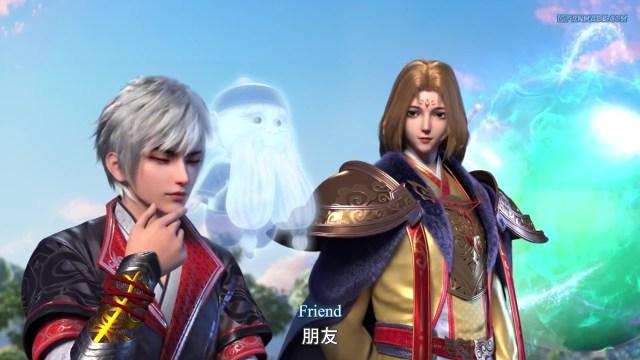 Da Shen Xian - I Am A Great God ( chinese anime donghua ) episode 23 english sub