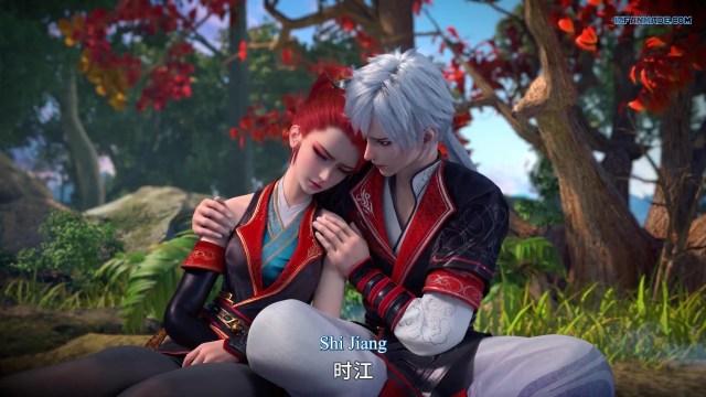 Da Shen Xian - I Am A Great God ( chinese anime donghua ) episode 25 english sub