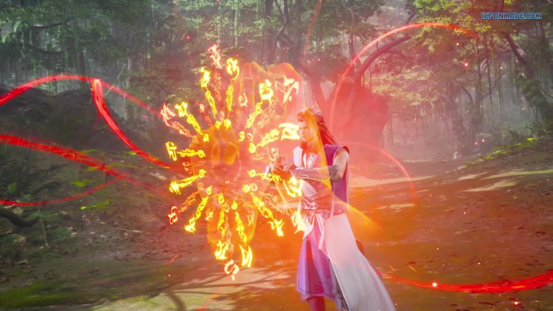 Jueshi Wuhun - Peerless Martial Spirit ( chinese anime donghua ) episode 50 english sub