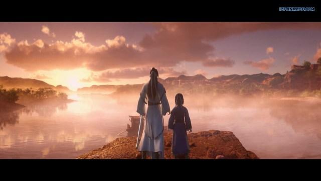 Shan He Jian Xin – Thousand Autumns (chinese anime donghua ) episode 13 english sub