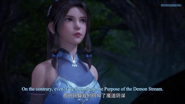 Wan Jie Qi Yuan - Incomparable Demon King ( chinese anime donghua ) episode 39 english sub