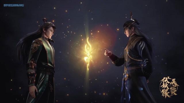 Tian Bao FuYao Lu - Legend of Exorcism ( chinese anime donghua ) episode 17 english sub
