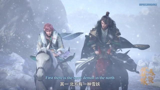 Tian Bao FuYao Lu - Legend of Exorcism ( chinese anime donghua ) episode 19 english sub