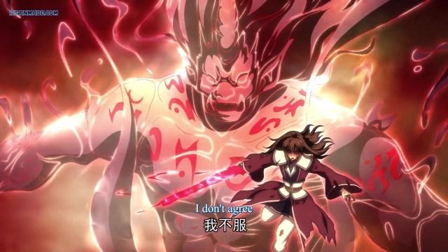 Yi Nian Yong Heng - A Will Eternal ( chinese anime donghua ) episode 44 english sub