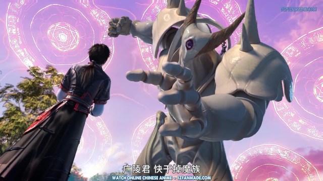 Da Shen Xian - I Am A Great God ( chinese anime donghua ) episode 31 english sub
