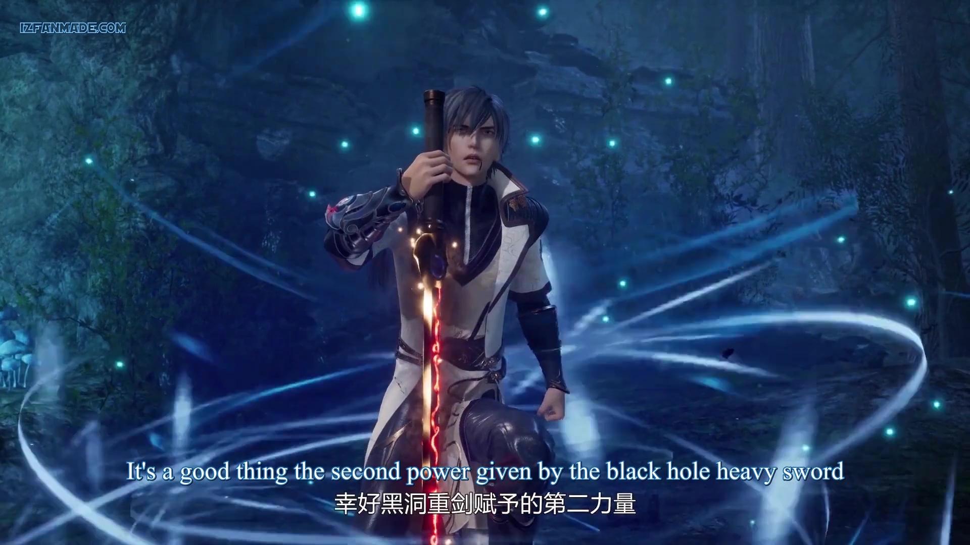 Ling Jian Zun - Spirit Sword Sovereign ( chinese anime donghua ) Episode 188 english sub