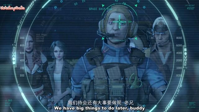 Moshi Juexing Zhi Ruqin - The Invasion of Awakening ( chinese anime donghua ) episode 04 english sub