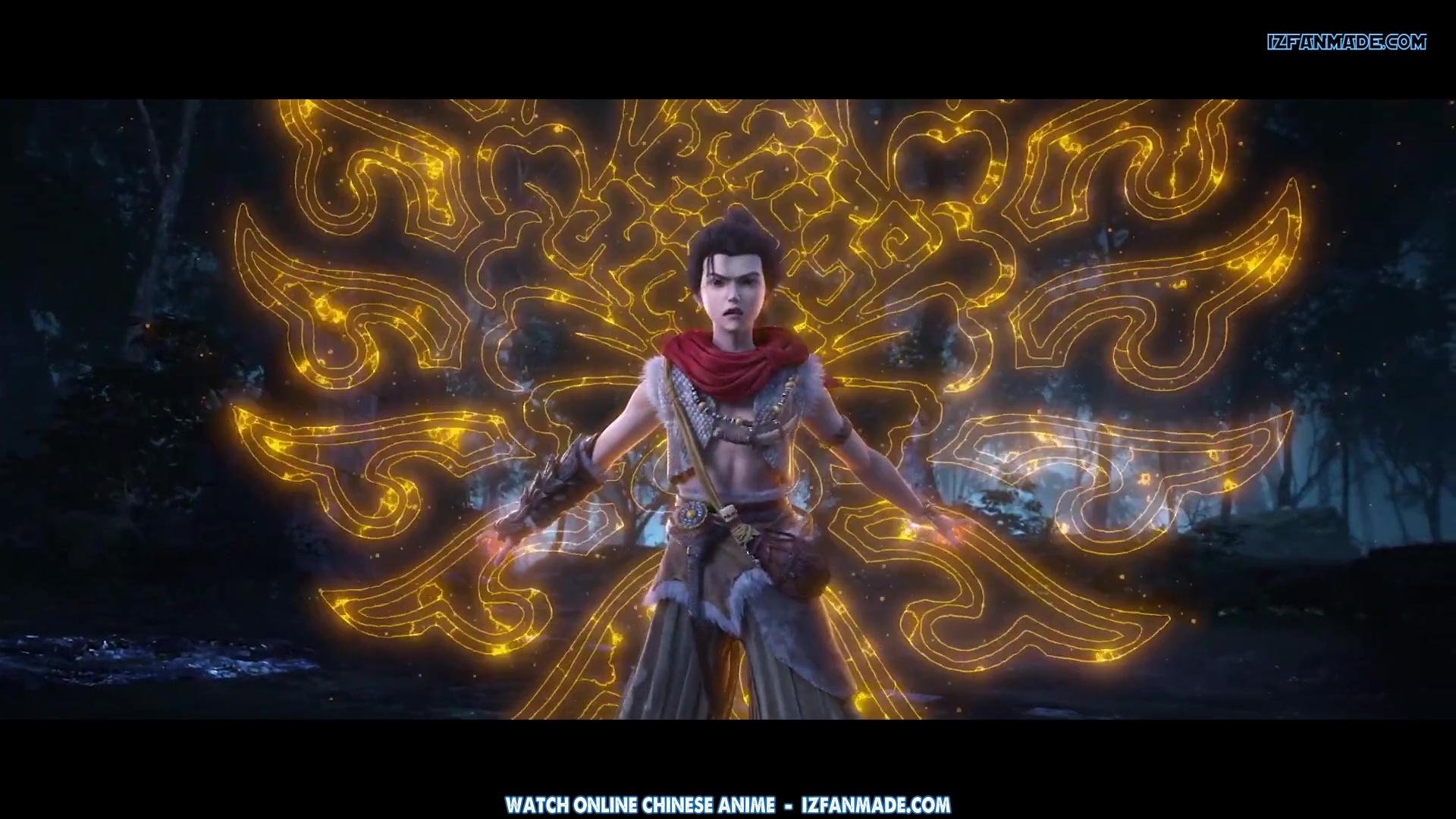 Wanmei Shijie - Perfect World ( chinese anime donghua ) Episode 12 english sub