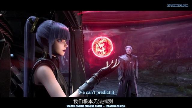 Xing Hai Qishi - Knights on Debris ( chinese anime donghua ) episode 10 english sub