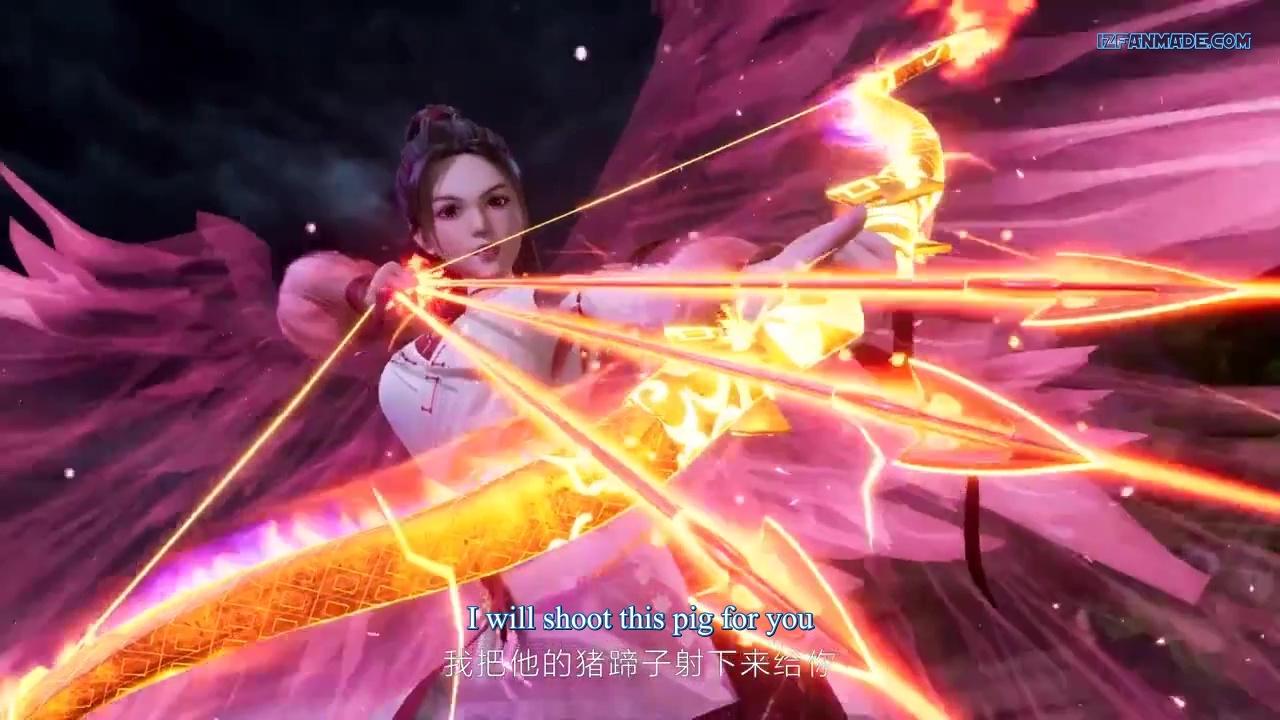 Xinghe Zhizun - Supreme Galaxy ( chinese anime donghua ) episode 04 english sub