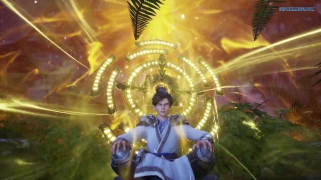 Tian Huang Zhan Shen - God Of Desolation episode 71 english sub