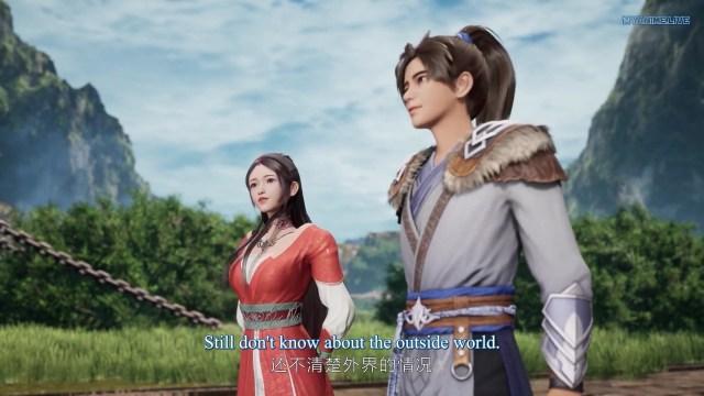Tian Huang Zhan Shen - God Of Desolation episode 73 english sub