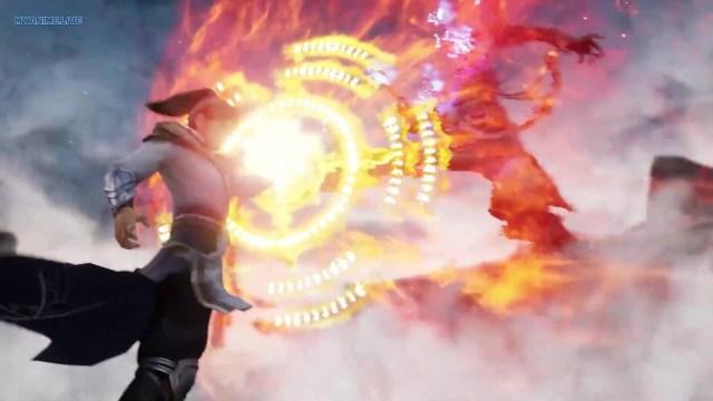 Tian Huang Zhan Shen - God Of Desolation episode 75 english sub