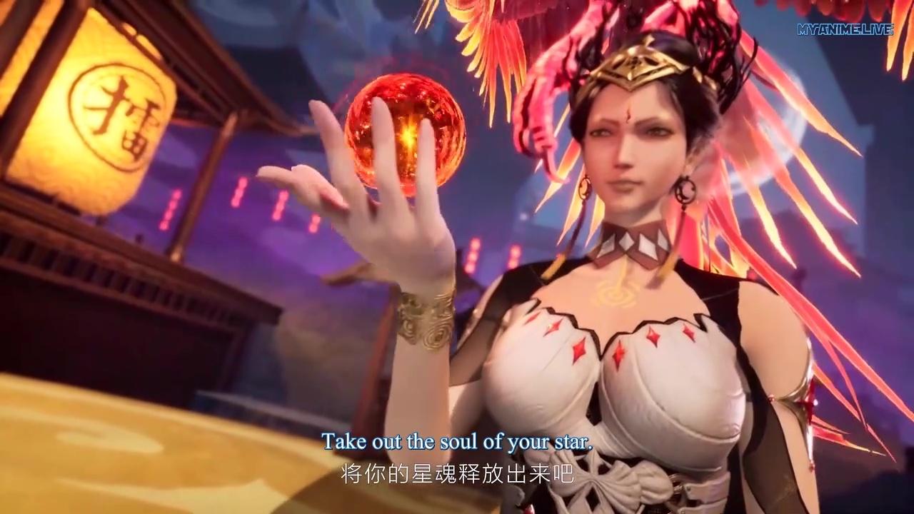 Xinghe Zhizun - Supreme Galaxy episode 17 english sub